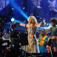 Concert inaugural de la Coupe du monde, le 10 juin 2010 à Soweto : Shakira et Freshlyground