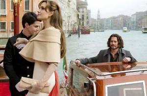 Découvrez Angelina Jolie et Johnny Depp dans le tout premier cliché officiel de The Tourist !
