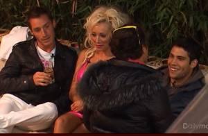 Dilemme: Alycia est une psychopathe, Florian boit du liquide vaisselle... et Jérémy devient le serviteur des candidats !