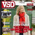 Claire Chazal en couverture de VSD (du 16 au 22 juin 2010)