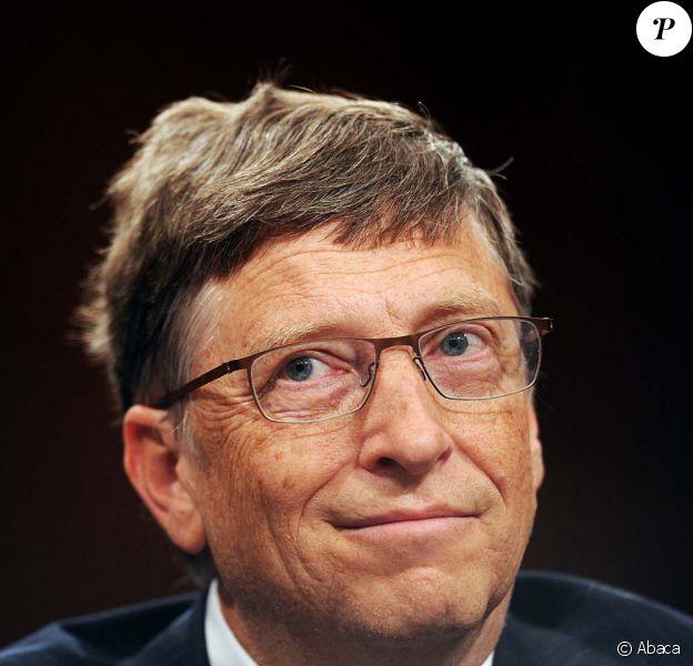 Bill Gates : deuxième fortune mondiale