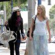 Nicole Scherzinger à Hollywood, le 16 juin 2010