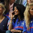 Hayet Abidal et Wahiba Ribéry (au centre et à droite) sont allée passer un week-end entre filles à New York avec quelques copines femmes de footballeurs comme elle !