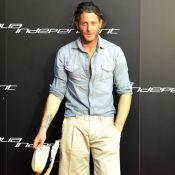 Lapo Elkann : Pour la Fashion Week, il reçoit, mais dans une tenue particulière !
