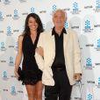 """Jean-Paul Belmondo et Barbara Gandolfi"""