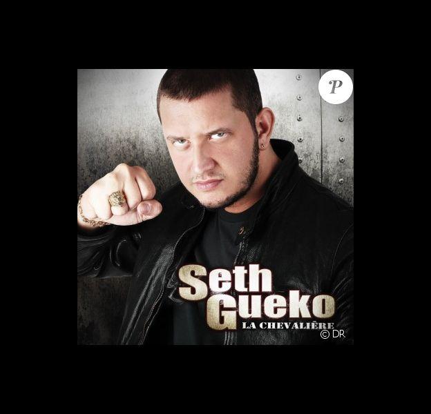 """Le rappeur Seth Gueko, dont voici le dernier album La Chevalière, a été placé en garde à vue pour """"coups et blessures""""."""