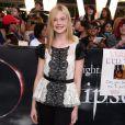 Elle Fanning lors de l'avant-première de Twilight 3 : Hésitation à Los Angeles le 24 juin 2010