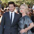 Peter Facinelli et sa femme Jennie Garth lors de l'avant-première de Twilight 3 Hésitation à Los Angeles le 24 juin 2010