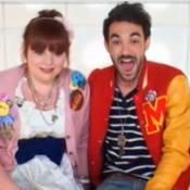 Nouvelle Star 2010 - Regardez Luce et François en totale osmose humoristique !