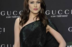 La magnifique Evan Rachel Wood... une coupable idéale et sexy pour la nouvelle campagne Gucci !