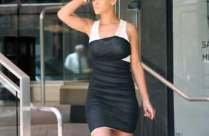 Rihanna à nouveau au coeur d'un scandale... mais épaulée par son chéri !