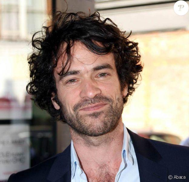 Romain Duris, à l'occasion de l'avant-première britannique de L'arnacoeur, au Everyman Cinema, à Londres, le 28 juin 2010.