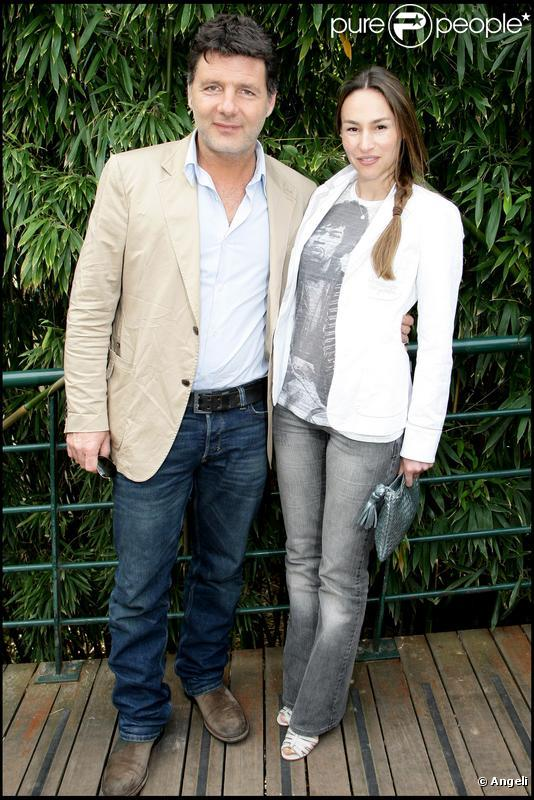 Vanessa Demouy et Philippe Lellouche