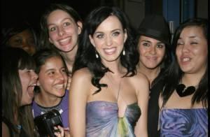 Katy Perry : Une star pétillante qui s'est donnée sans compter à ses fans parisiens !