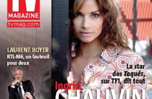 Ingrid Chauvin se confie : ''En ce moment, je suis célibataire'' !