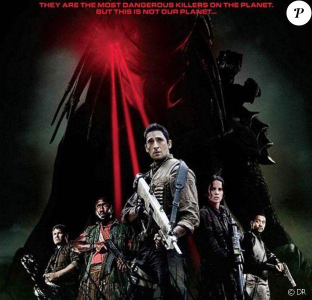Des images de Predators, en salles le 14 juillet 2010.