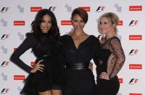 La séduisante Tamara Ecclestone face aux sexy Sugababes... pour une soirée haute en couleur !