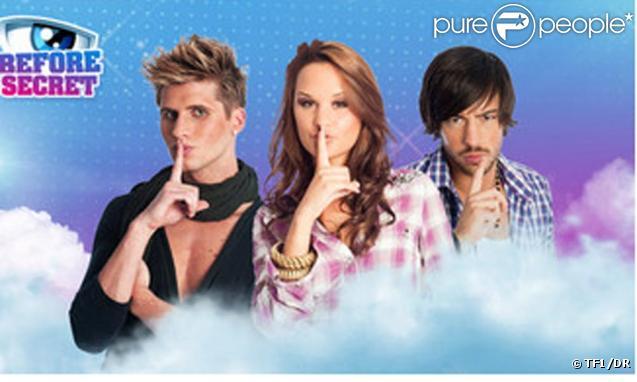 Les trois candidats présentés sur le site de TF1.fr, c'est toujours Caroline la soeur jumelle de Laura qui est présentée !