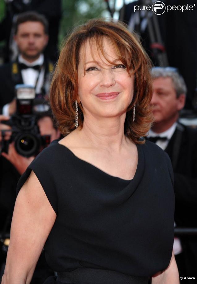 Nathalie Baye, présidente du jury du 3e Festival du Film Francophone d'Angoulême.