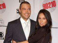 Découvrez les images romantiques du mariage de Megan Fox et Brian Austin Green !