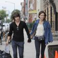 Alexa Chung et son boyfriend Alex Turner à New York