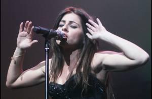 PHOTOS : Julie Zenatti a charmé l'Olympia hier soir