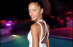 La superbe Noémie Lenoir va vraiment mieux et s'offre une soirée blanche en charmante compagnie !