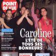 Point de Vue - La famille de Monaco en couverture