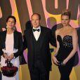 Caroline de Monaco, Albert et Charlene Wittstock