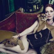 Julianne Moore : Une beauté luxueusement sauvage !