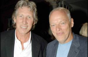 Pink Floyd : Roger Waters et David Gilmour pour