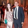 Le 16 juillet 2010, S.A.S. Stéphanie de Monaco organisait au Sporting le gala de bienfaisance estival de Fight Aids Monaco, auxquels ont participé Marc Toesca et sa femme.