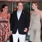 Stéphanie de Monaco : Une grosse frayeur avec Yannick Noah, et une belle complicité avec Albert et sa Charlene !