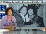 """Anny Duperey et son fils Gaël rendent hommage à Bernard Giraudeau : """"Avec la maladie, il s'est ouvert aux gens qui l'entouraient !"""""""