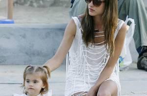 Alessandra Ambrosio : Elle ne reste jamais bien longtemps loin des amours de sa vie !