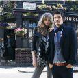 Orlando Bloom et Abbey Lee Kershaw pour Me & City
