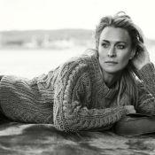 Quand Robin Wright revisite un classique de Marilyn Monroe et vous invite à Deauville...
