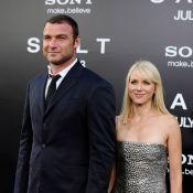 Le couple Naomi Watts et Liev Schreiber très glamour... face aux décolletés de Kristin Cavallari et Amber Heard !