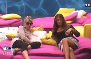 Secret Story 4 : Deux filles au bord de la nomination... et Maxime, pris au piège par Julie et Amélie !