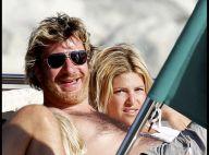 Quand Michaël Youn roucoule avec sa ravissante Isabelle sous le soleil de Saint-Tropez !