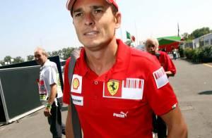 Giancarlo Fisichella : le pilote est papa pour la troisième fois !