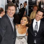 Eva Mendes et Brooke Shields ont rivalisé de beauté face à Marc Wahlberg et Samuel L. Jackson !