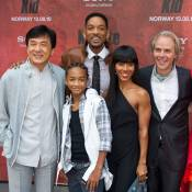 Jada Pinkett, Will Smith, Jaden Smith et Jackie Chan nous donnent une leçon de karaté !