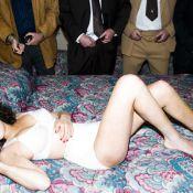 Quand Lindsay Lohan s'offre totalement à... quatre hommes !