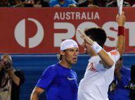 Rafael Nadal et Novak Djokovic : N°1 et N°2 unis pour le meilleur... Et pour le rire ?