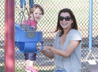 Alyson Hannigan : Toujours aussi accro à sa petite Satyana !