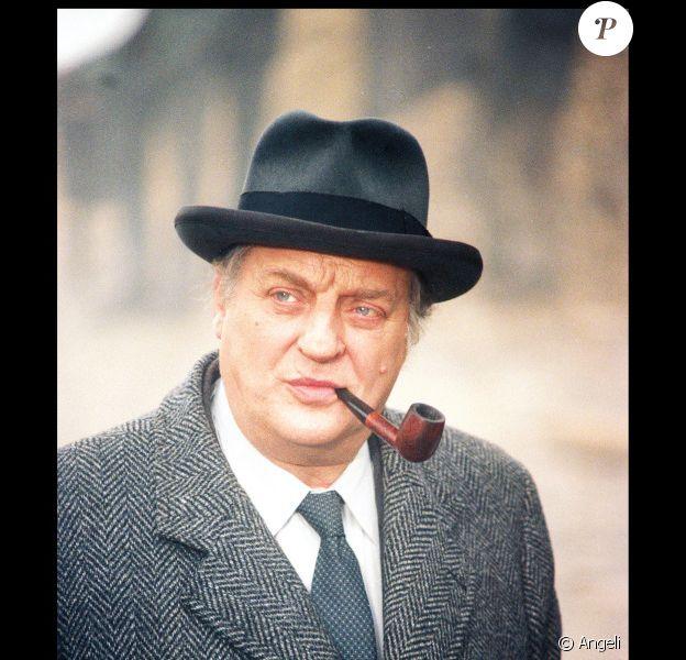 Bruno Cremer alias le Commissaire Maigret