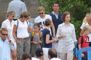 Elena et Cristina d'Espagne : leurs adorables enfants ont mis les voiles !