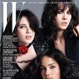 Emma Roberts, Kat Dennings, et Zoe Kravitz en couverture de W Magazine