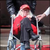 Zsa Zsa Gabor est enfin sortie de l'hôpital !